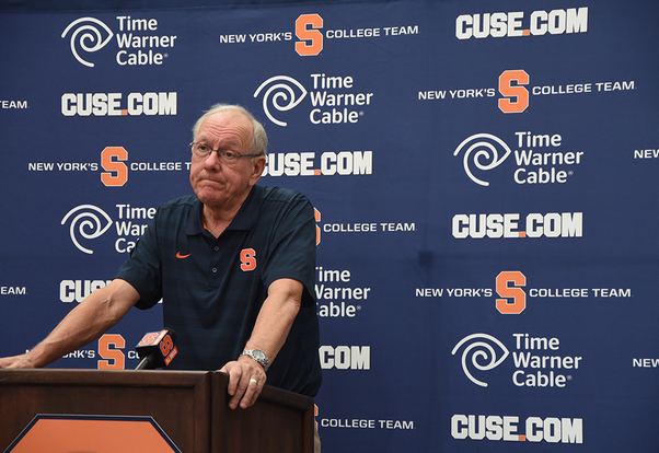 Jim Boeheim on coaching future Olympics: 'You never know'